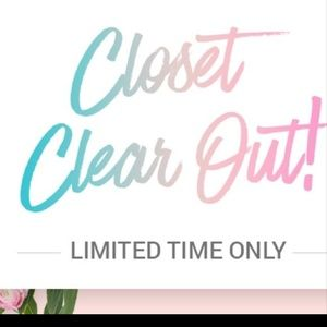 Clear Out Sale, name your price!